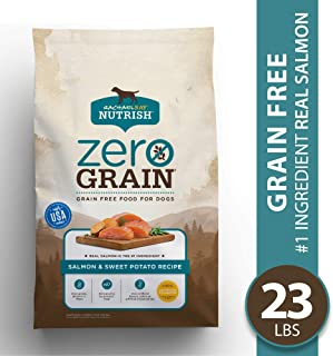 Rachael Ray Nutrish Zero Grain Dry Dog Food, Grain Free