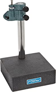Fowler Full Warranty 52-580-030-0 Granite Gage Stand, 8