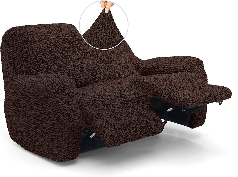 Recliner Loveseat Cover - 2 Max Nashville-Davidson Mall 54% OFF Seater Soft Pol Slipcover