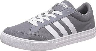 Adidas VS Set, Men's Tennis Shoes, Grey (Grey/Ftwr White 05), 10 UK (44 2/3 EU) AW3892_05
