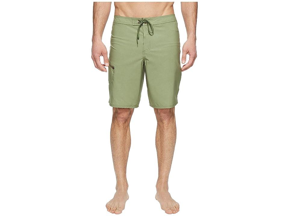 Toad&Co Fortuna Trunk (Juniper) Men's Swimwear