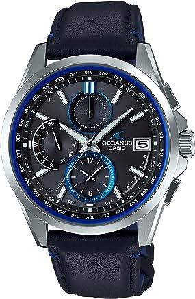 [カシオ]CASIO 腕時計 オシアナス CLASSIC 電波ソーラー OCW-T2600L-1AJF メンズ
