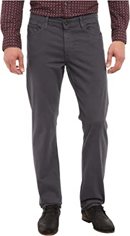 The Graduate Tailored Straight Sueded Stretch Sateen
