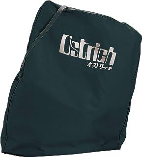 オーストリッチ(OSTRICH) 輪行袋 [ロード320] 旧ロゴタイプ ブラック リア用エンド金具付属 091359