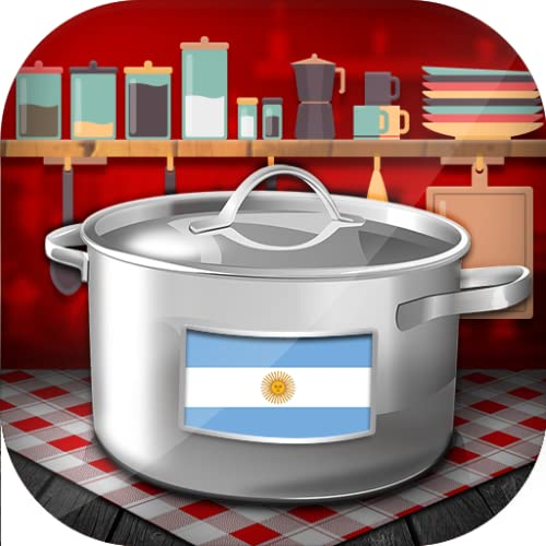 Argentine Food Recipes: Argentine Cuisine AR to Cook to for Free on the Phone and Tablet