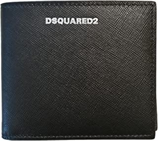 DSQUARED2 portafoglio uomo nero