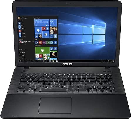 Asus F751NA-TYS27T 43 9 cm  17 3 Zoll  Laptop  Intel Celeron N3350  4GB RAM  1TB HDD  Intel HD Graphics  DVD-Laufwerk  Win 10 Home  schwarz  General berholt
