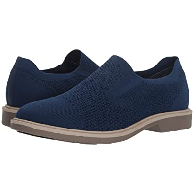 Mark Nason Monza (Navy Dressknit/Charcoal Welt/Charcoal Bottom) Men