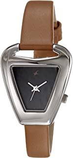 Fastrack Analog Black Dial Women's Watch - 6102SL02