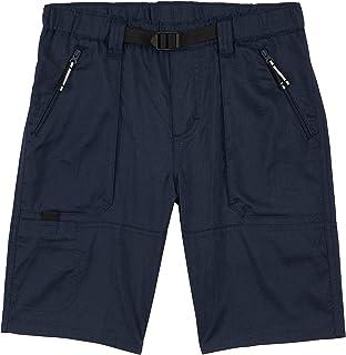 Wrangler boys Straight Fit Outdoor Shorts Hiking Shorts