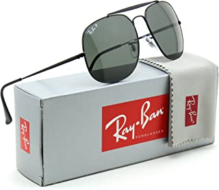 Ray-Ban RB3561 Genaral Unisex Polarized Sunglasses Black 002/58