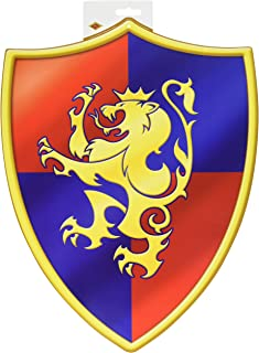 Beistle 54325 Crest Cutout Medieval Party Supplies, Wall Deor, 16.25
