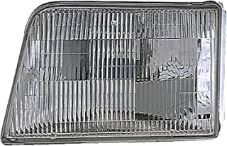 Dorman 1590206 Driver Side Headlight Assembly For Select Ford Models