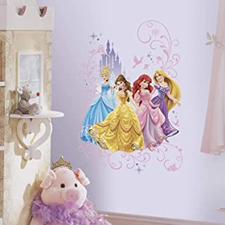 RoomMates Disney Princess Wall Graphix Peel And Stick Giant Wall Decals
