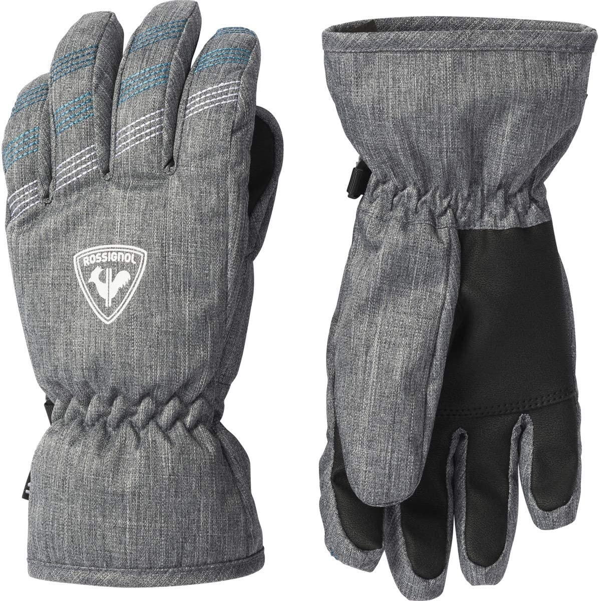 Rossignol Popy Impr Ski Gloves Unisex Children