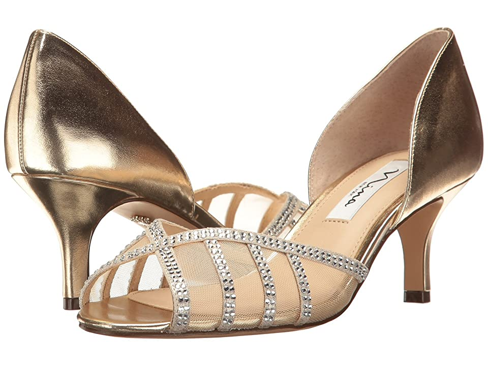 Nina Corita (Soft Gold/Champagne) High Heels