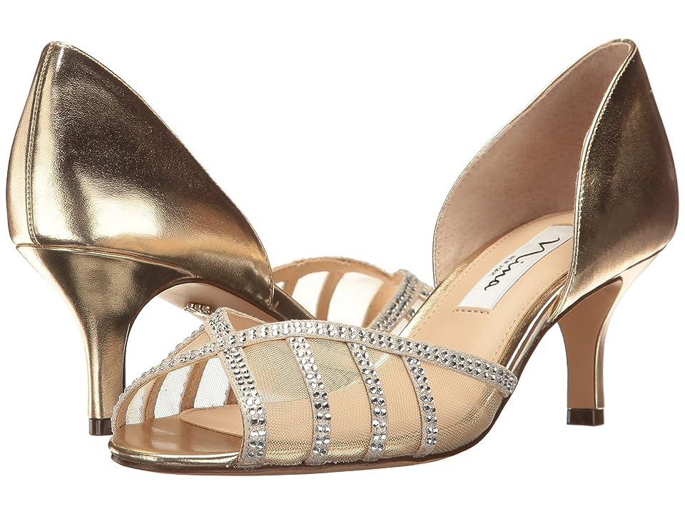 Nina Corita (Soft Gold/Champagne) High Heels