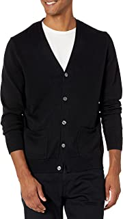 Amazon Essentials Men's Cotton Cardigan