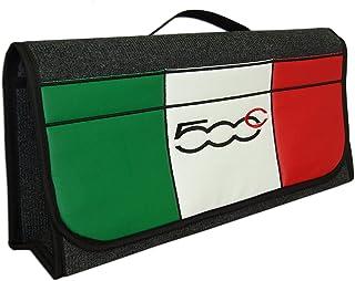 Suchergebnis Auf Für Fiat 500 Zubehör Kofferraumtaschen Aufbewahren Verstauen Auto Motorrad