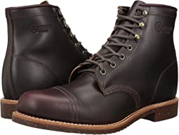 "Chippewa 6"" Homestead Pebbled Boot"