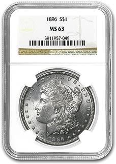 1896 Morgan Dollar MS-63 NGC $1 MS-63 NGC
