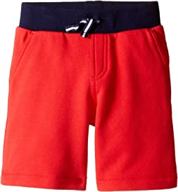 Small Elastic Waist Shorts (Toddler/Little Kids/Big Kids)