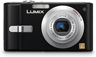 Panasonic Lumix DMC-FX12K 7.2MP Digital Camera with 3x Optical Image Stabilized Zoom (Black)