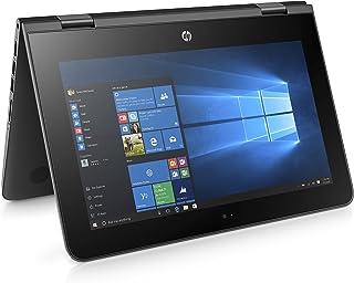 HP Stream 11-ag005na 11.6 英寸可变式笔记本电脑 - (英特尔赛扬 N3060,2 GB 内存,32 GB eMMC,Office 365 和 1 TB OneDrive 云存储带 1 年订购,Windows 10 家庭)3RP23EA#ABU