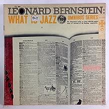 What Is Jazz. Omnibus Series