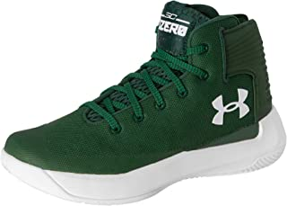 Under Armour Kids Mens UA GS Curry 3ZERO Basketball (Big Kid)
