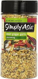 Simply Asia Seasoning, Sweet Ginger Garlic, 8.25 Ounce
