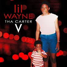 By Be the Bestest Album Cover Poster Thick Lil Wayne: THA Carter V Music 2018 12 x 18 Inch Poster Rolled
