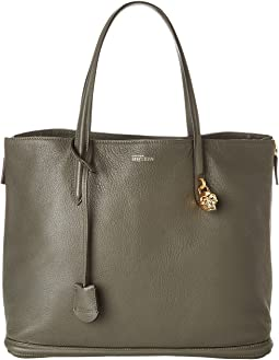 Alexander McQueen - Padlock Shopper Medium