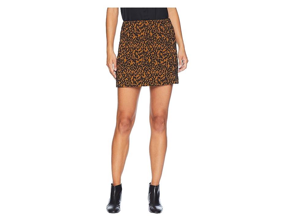 Vans Dusk Skirt (Leopard) Women