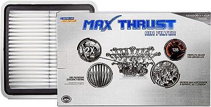 Spearhead MAX THRUST عملکرد موتور فیلتر هوا برای کم
