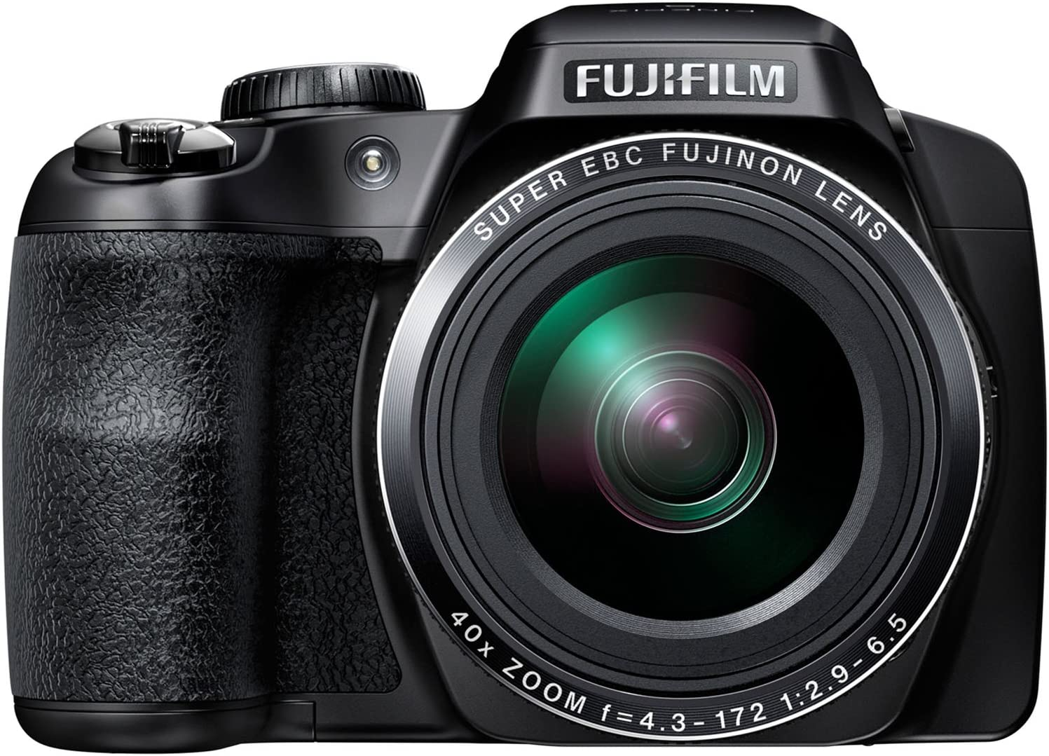 Fujifilm FinePix S8200 16.2MP Digital Camera with 3-Inch LCD (Bl