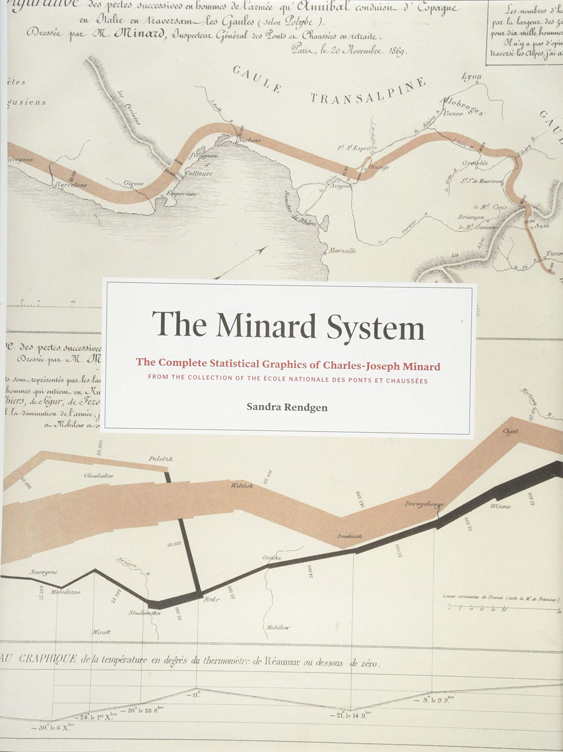 Image OfThe Minard System: The Graphical Works Of Charles-Joseph Minard: The Complete Statistical Graphics Of Charles-Joseph Minard