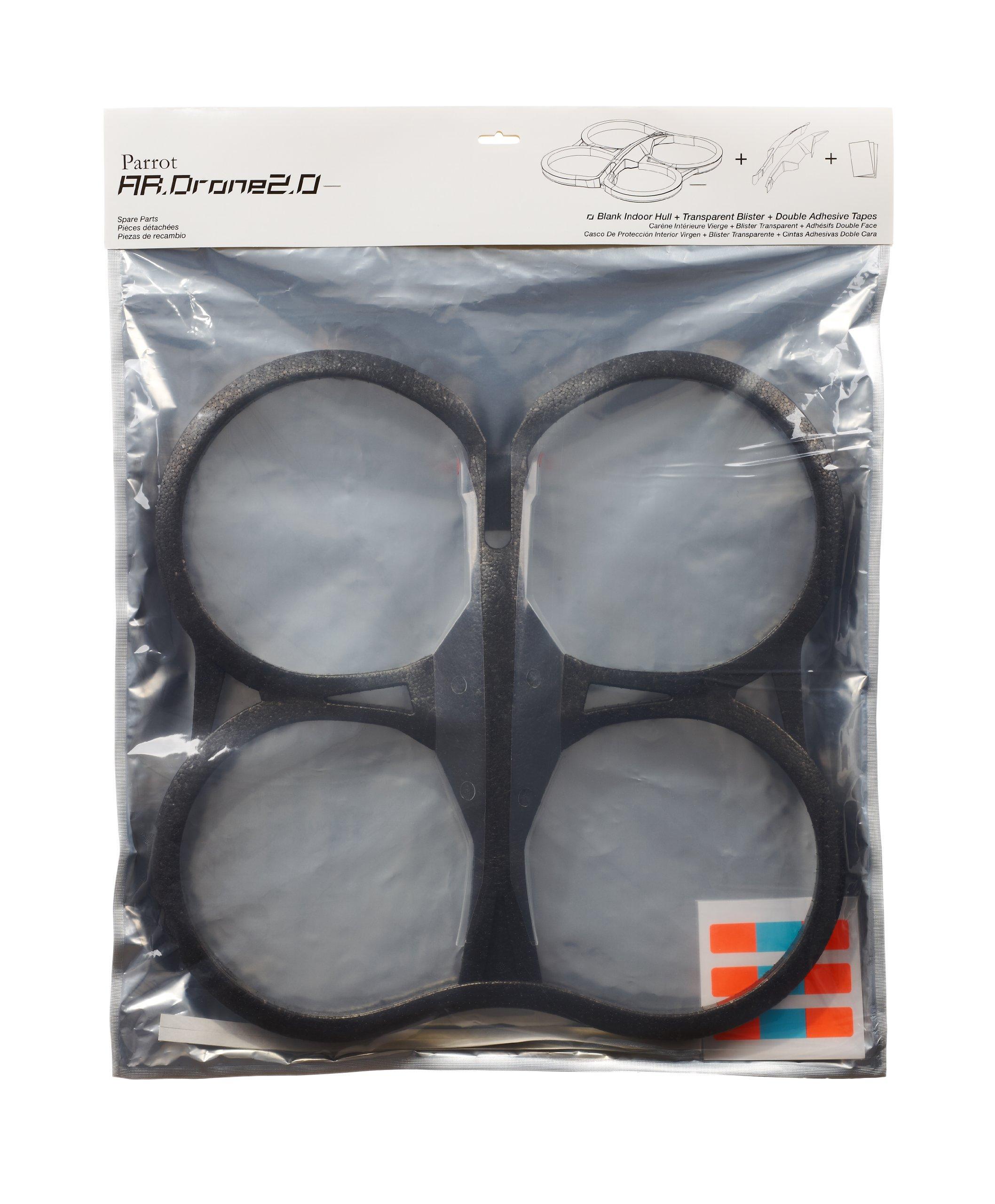Parrot - AR. Drone 2.0 Pack Carcasa Interior para Personalizar (PF070049): Amazon.es: Electrónica