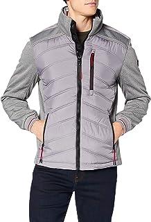 TOM TAILOR Men's Hybrid Jacket
