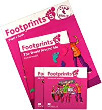 Read, C: Footprints 5 Pupil's Book Pack