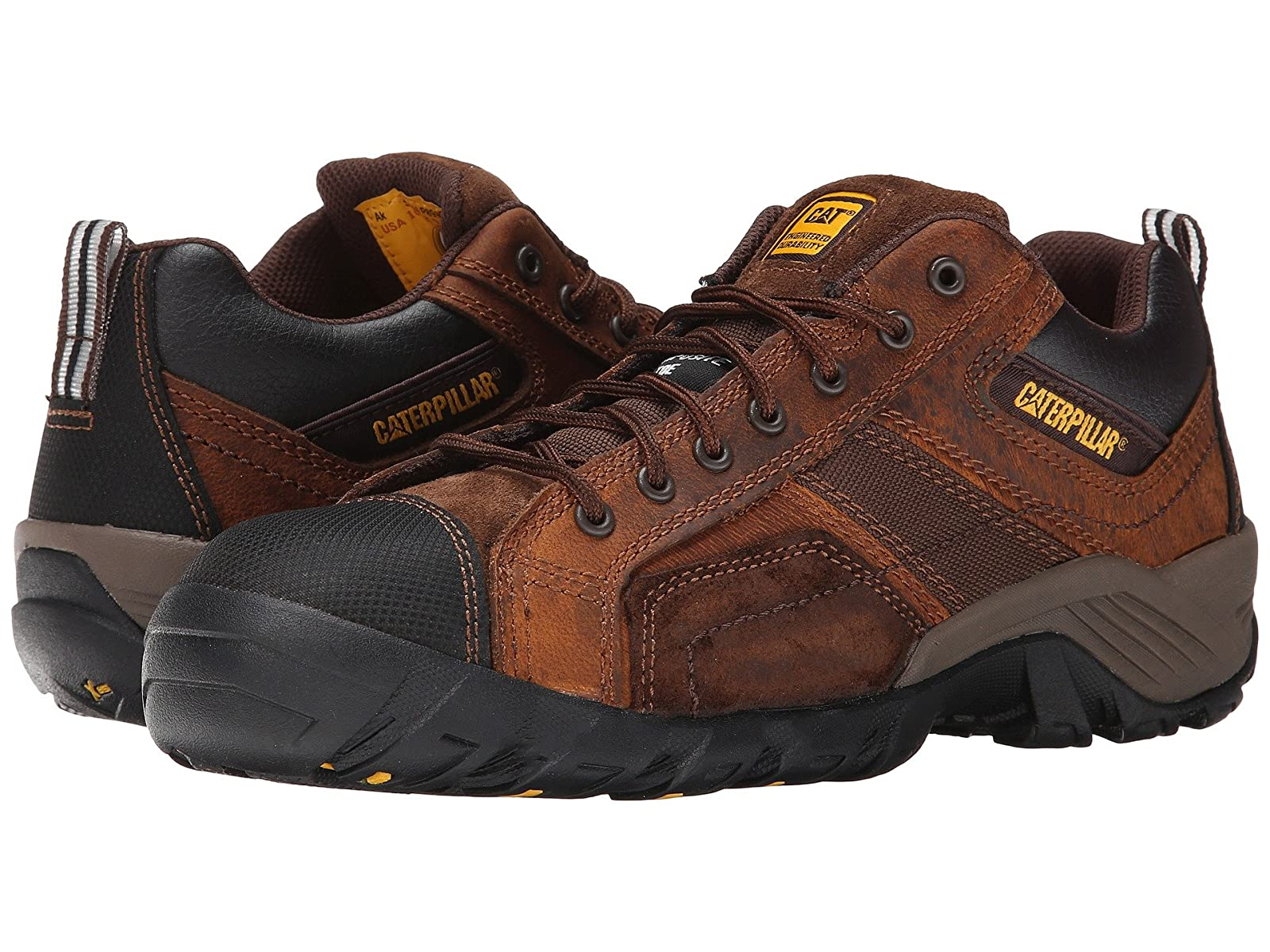 Caterpillar Argon Composite ToeAtmospheric grades have affordable shoes