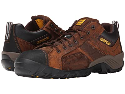 Caterpillar Argon Composite Toe (Dark Brown) Men