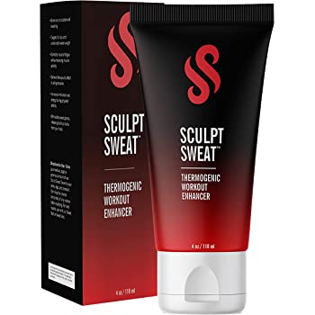 The Perfect Sculpt Sweat Gel - Thermogenic Enhancer to Boost Sweat & Improve Results Formulated with Aloe & Dead Sea Salt