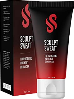 Perfect Sculpt Sweat Cream - Workout Enhancer Sweet Fat Burning Cream - Body Slimming Stomach & Belly Gel Targets Problem ...
