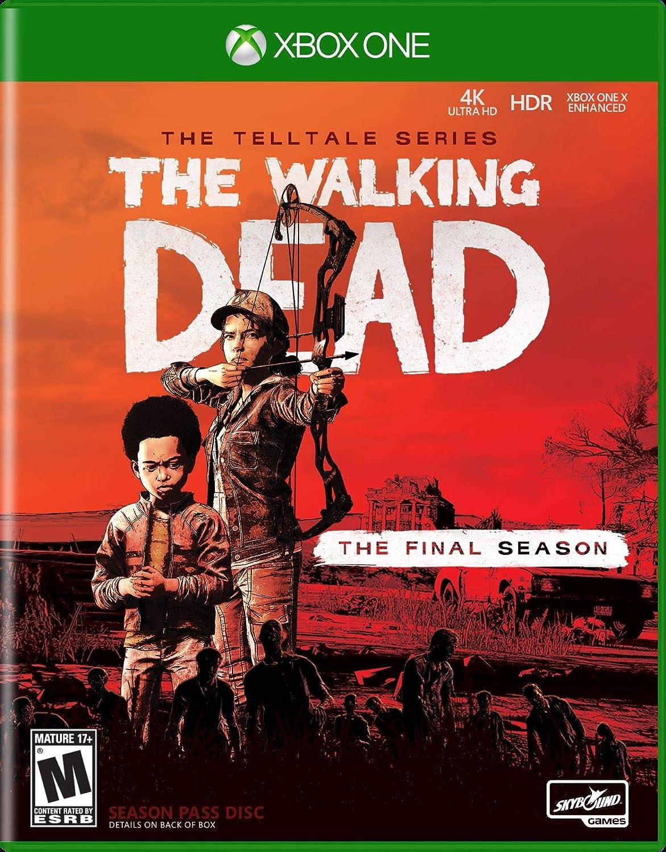 The Walking Dead: Final High order One Xbox - Season Max 56% OFF