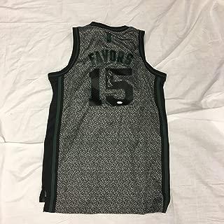 #15 Derrick Favors Autographed Signed Utah Jazz Alternative Adidas Swingman Jersey Memorabilia JSA #2