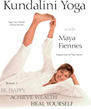 The Mantras of Kundalini Yoga, Maya Fiennes, Be Happy Achieve Wealth Heal Yourself