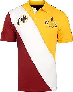 NFL Men's Diagonal Stripe Polo