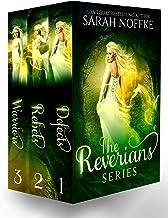 The Reverians Series, Complete Boxed Set: A Romance YA Dystopian Adventure (A Dream Traveler Saga)