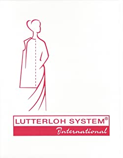 280 Sewing Patterns /& Fashion Styles for Hobby Dressmakers from Lutterloh System The Golden Rule Pattern Making System